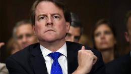 Ex-Trump-Berater soll zu Russland-Affäre aussagen