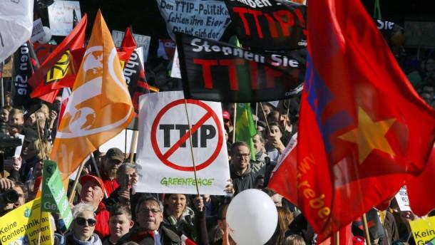 Für oder gegen TTIP?