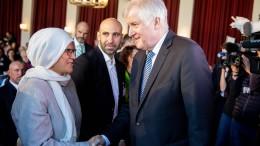 """""""Islamische Politik zu betreiben, ist legal und legitim"""""""