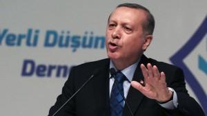 Wir lassen uns von einem Despoten wie Erdogan nicht erpressen