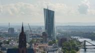 Auch bei der EZB sucht man nach Lösungen für negative Zinsen