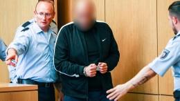 Ehemann gesteht tödliche Messerattacke auf seine Frau