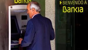 Bankia braucht bis zu 23 Milliarden Euro Hilfe