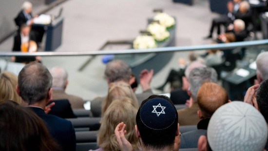 """""""Hass auf Juden ist irrational"""""""