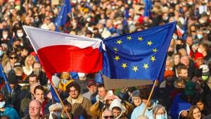 Zehntausende demonstrieren für Verbleib in der EU