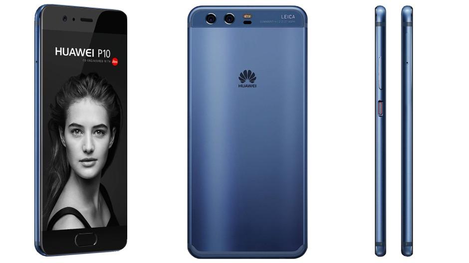 Das P10 von Huawei
