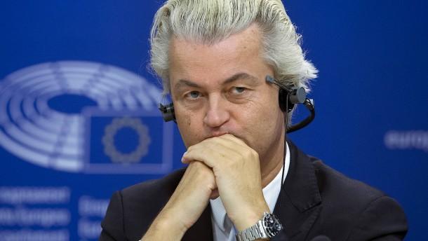Wilders verliert in Wahl-Umfragen