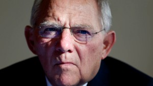 Schäuble fehlen 10 Milliarden Euro