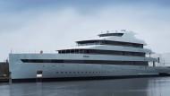 """Wahlweise mit Batteriebetrieb: Neue Hybridyacht """"Savannah"""" von Feadship"""
