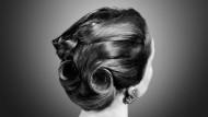 """Frisur als Kunstwerk: """"Hair"""""""