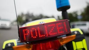 Autobahn nach Auffahrunfall zwei Stunden gesperrt