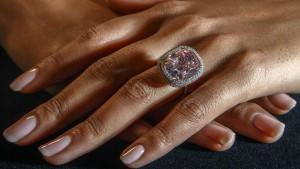 Ein Diamant für 26,6 Millionen Euro
