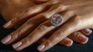 Rekordpreis für rosa Diamant