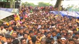 """UN sieht Anzeichen """"ethnischer Säuberung"""" in Myanmar"""