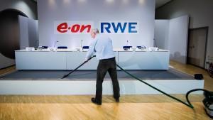 EU-Kommission gibt RWE und Eon grünes Licht