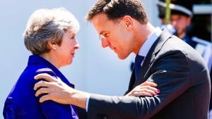 Ist das alles, was vom Brexit übrig bleibt?