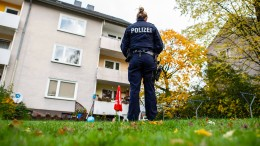 15-Jährige soll dreijährigen Halbbruder erstochen haben