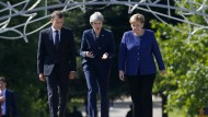 EU trotzt Trump