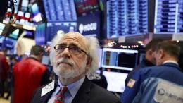 Deutliche Kursverluste an Wall Street