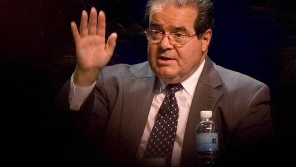 Streit um die Nachfolge des Supreme-Court-Richters Scalia