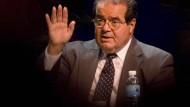 Streit um die Nachfolge des Surpreme-Court-Richters Scalia