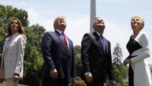Trump will Truppen von Deutschland nach Polen verlegen