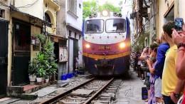 Hype um Hanois #trainstreet