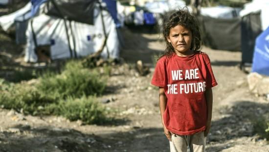 Mehr als 70 Millionen Menschen auf der Flucht
