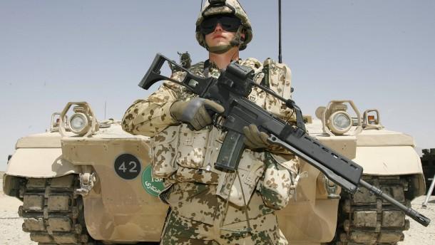 Bundeswehr verliert Prozess um Sturmgewehr G36