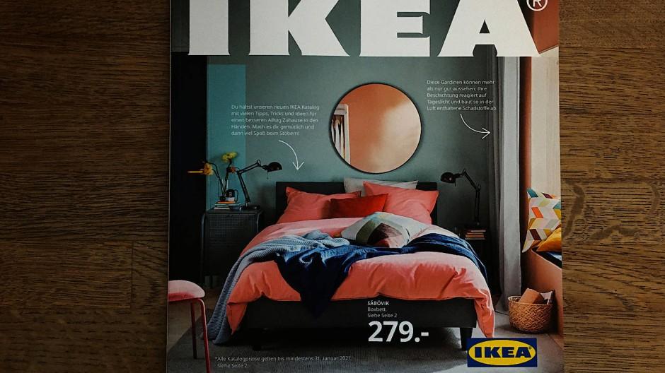 Der letzte Ikea-Katalog