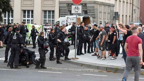 Neue Auseinandersetzung zwischen Flüchtlingen und Bautzenern