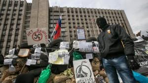 Separatisten bleiben unbeugsam