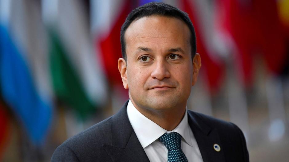 Leo Varadkar ist seit Juni 2017 irischer Premierminister.
