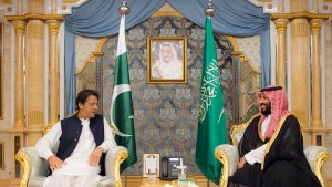 Arabische Staaten stützen Pakistan