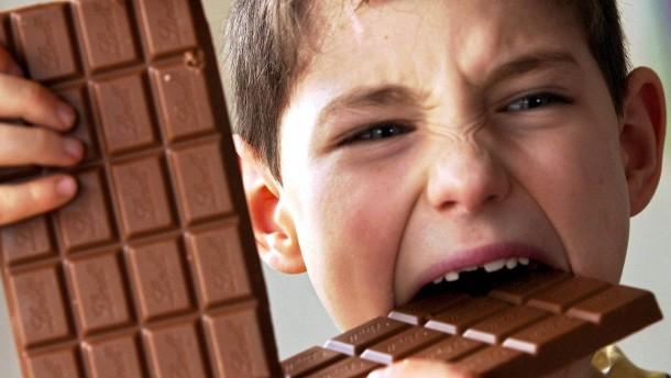 Kinder haben Zuckerlimit für 2019 schon erreicht