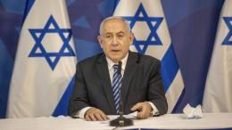 Annexionspläne im Westjordanland für Netanjahu nicht erledigt