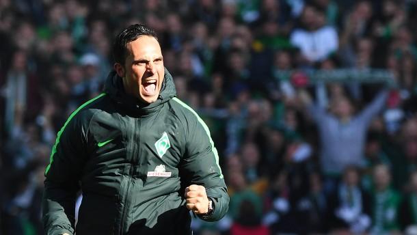 """""""Wann hatte Werder das zuletzt?"""""""