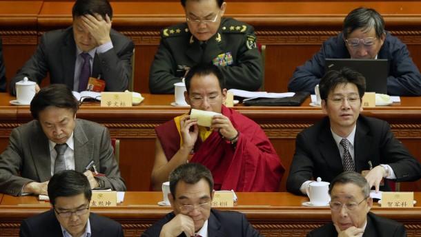 Peking verordnet die Wiedergeburt