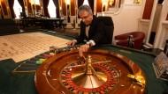 Die Spielbankkonzession für das Casino in Bad Homburg soll verlängert werden.