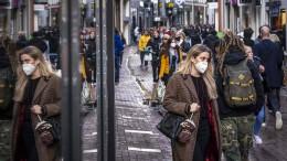 """""""Teilweiser Lockdown"""" in den Niederlanden"""