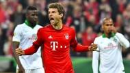 FC Bayern eröffnet die Saison gegen Werder Bremen