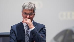 Volkswagen-Konzern trennt sich von Audi-Chef Stadler