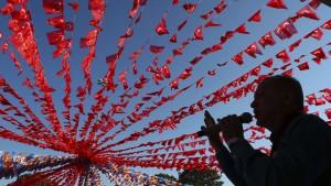 Wahlen in der Türkei