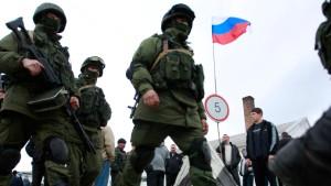 Wir wollen nicht von Russland beschützt werden!