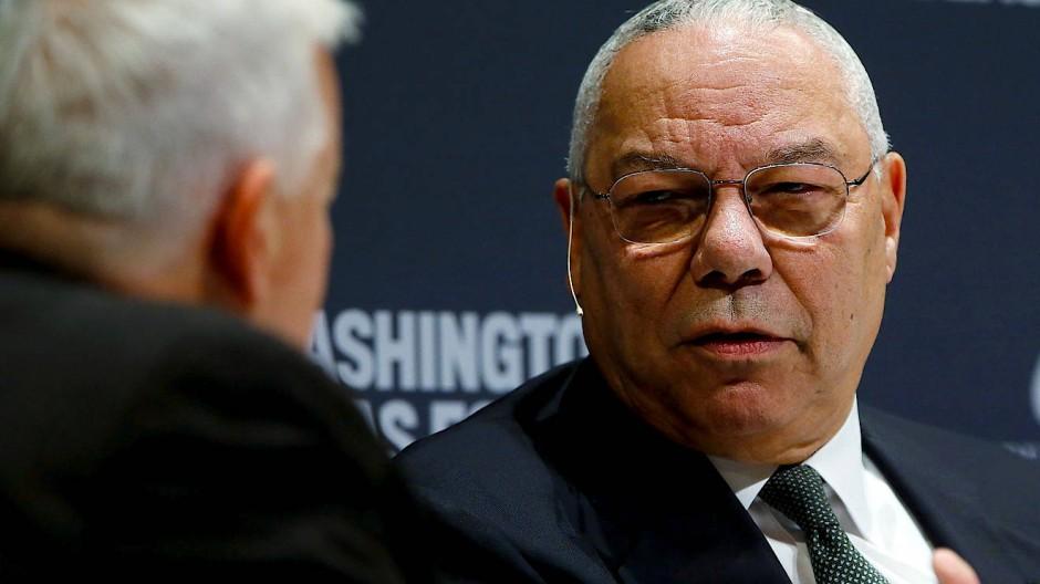 Ex-Außenminister Powell unterstützt Demokraten Biden