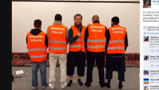 Scharia Polizei