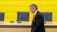 Fast ein freier Mann: Gustl Mollath im Landgericht Regensburg