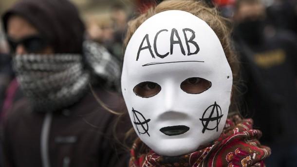 Die Antifa und der Bastard
