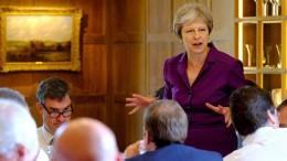 Britisches Kabinett will Freihandelszone mit EU