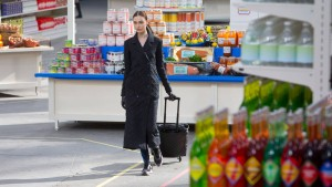Chanel im Supermarkt